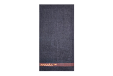 Serviette SPEEDO BORDER Gris