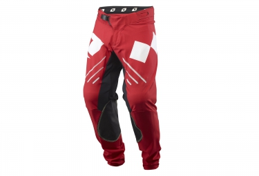 pantalon de dh one industries vapor rouge 32
