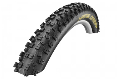SCHWALBE HANS DAMPF MTB Tire 27.5'' TubeType Foldable LiteSkin Performance Dual Black