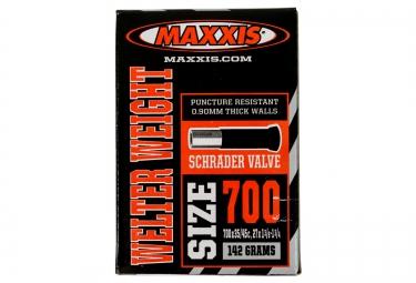 Chambre à Air MAXXIS WELTER WEIGHT 700X35/45 Schrader