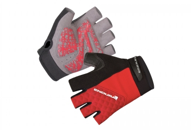 endura paire de gants courts hummvee plus red xl