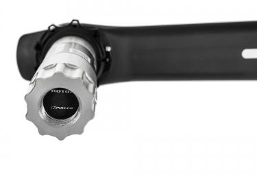 Manivelle Gauche avec Capteur de Puissance ROTOR INPOWER 3D30 Noir
