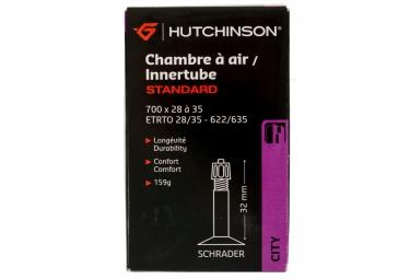 HUTCHINSON Chambre à Air 700x28/35 Valve Schrader