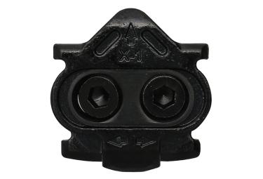 Paire de Cales HT X1 X2 T1 FLOATING Noir