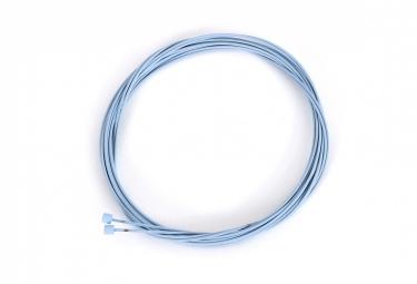 2 cables de derailleur msc bleu
