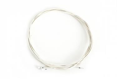2 cables de derailleur msc blanc