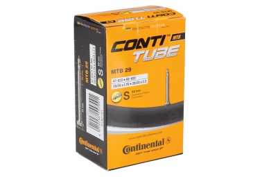 CONTINENTAL Tube MTB 28/29x1.75/2.5 presta 60mm