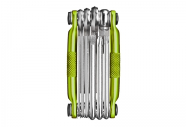 Multi-Outils CRANKBROTHER M-10 Vert
