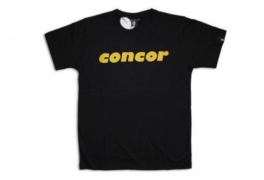 T-Shirt SAN MARCO CONCOR Noir