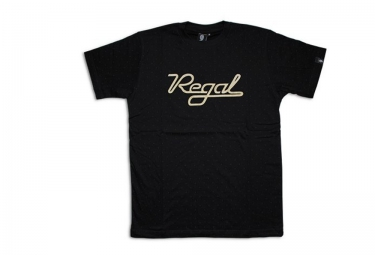 T-Shirt SAN MARCO REGAL Noir