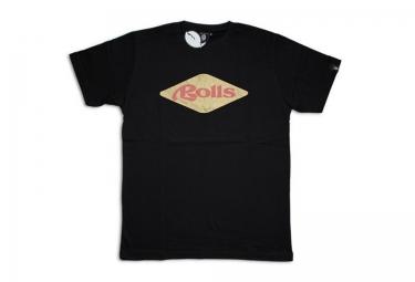 t shirt san marco rolls noir xl