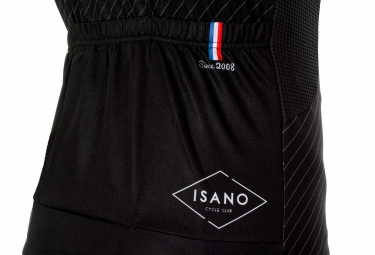 maillot manches courtes alltricks by isano noir bleu l