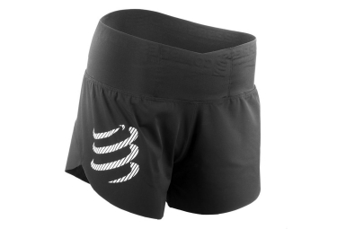 COMPRESSPORT RACING OVERSHORT Women Black