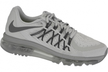 Sneakers femme nike air max 2015 wmns gris 38