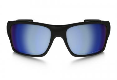 Lunettes Oakley TURBINE black blue Prizm H2O/Polarisé