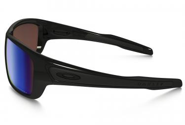 lunettes oakley turbine noir prizm h2o polarise ref oo9263 14