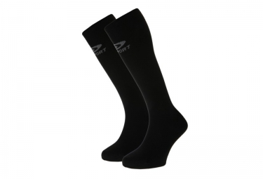 BV SPORT Compression Socks CONFORT Black