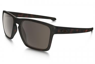 lunettes oakley sliver xl marron gris ref oo9341 04