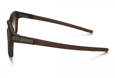 Lunettes Oakley LATCH SQ Marron