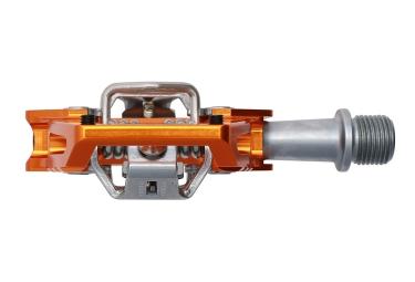 HT Paire de Pédales Automatiques T1 Orange