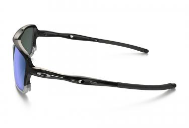 lunettes oakley triggerman noir vert iridium ref oo9266 02