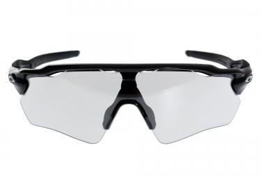 Lunettes Oakley RADAR EV PATH black grey Photochromique
