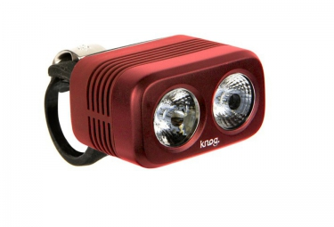 eclairage avant knog blinder road 400 rouge