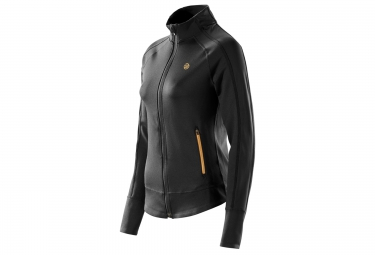 SKINS Veste SKINS PLUS WARM UP Noir/Or Femme