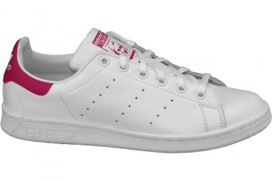 Adidas Stan Smith J B32703 Blanc
