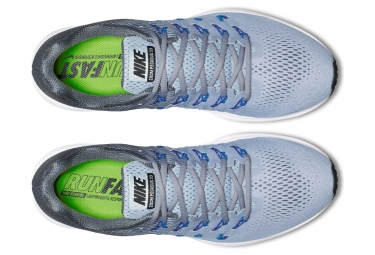 Chaussures de Running Nike AIR ZOOM PEGASUS 33 Gris