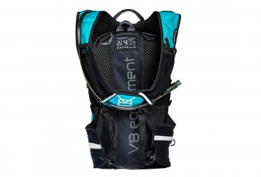 sac a dos v8 equipement frd 11 1 noir turquoise