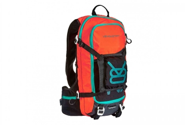 sac a dos v8 equipement frd 11 1 noir orange