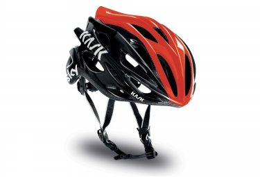 Casco KASK  MOJITO SPECIAL Noir / Rouge