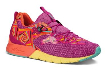 Chaussures de Triathlon Femme Zoot MAKAI TT Orange / Rose
