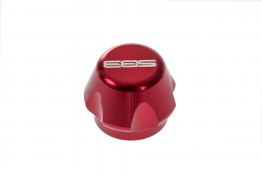 SB3 Shock Valve Caps Red