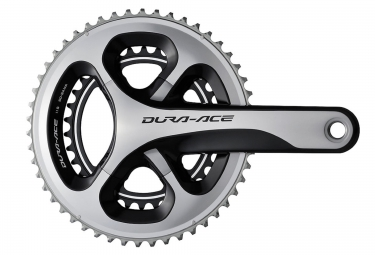 shimano pedalier dura ace fc 9000 175 mm 50 34 dents 2x11 vitesses