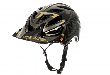 casque troy lee designs a1 mips 2016 noir m l 57 59 cm