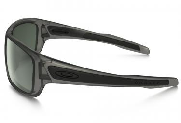 lunettes oakley turbine gris gris ref oo9263 18
