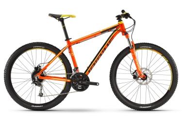VTT Semi-Rigide Haibike EDITION 7.40 27.5'' Argent / Noir / Orange / Orange 2016