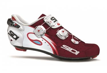 Paire de Chaussures SIDI Wire Carbon KATUSHA - Edition limitée
