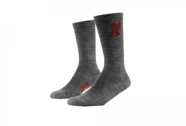 Chrome chaussettes hautes otc gris m