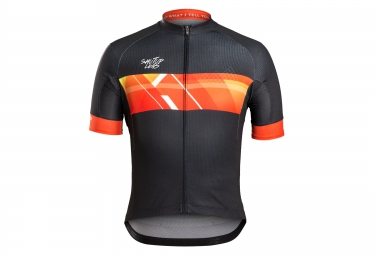 maillot manches courtes bontrager 2016 shut up legs noir xs