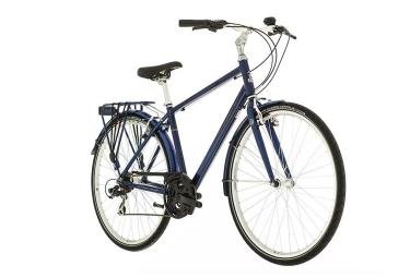 Vélo de Ville Raleigh PIONEER 1 CROSSBAR Shimano Tourney Bleu