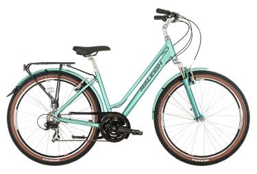 Vélo de Ville Femme Raleigh PIONEER Trail CROSSBAR - Shimano Tourney