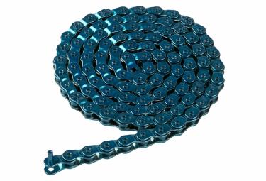 dartmoor chaine cutter 1 2 maillon singlespeed 1 8 bleu