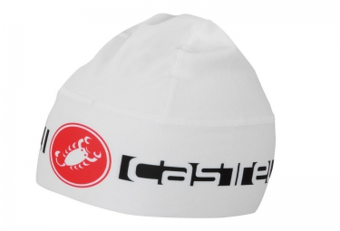 Sous casque castelli viva thermo skully blanc