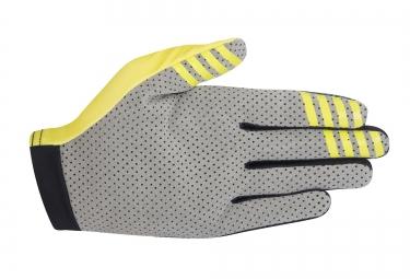 paire de gants alpinestars f lite drop jaune noir m