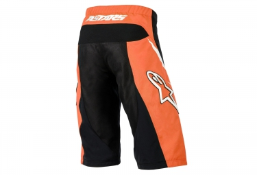 Short ALPINESTARS SIGHT Orange Noir