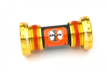 BOX EXTREMUM Bottom Bracket, 24mm axle, Gold
