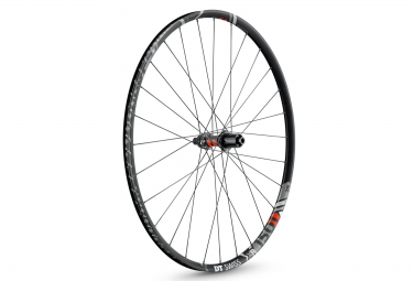 Roue arriere dt swiss xr 1501 spline one 29 12x142mm center lock noir